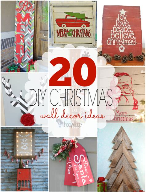 christmas wall decorating ideas christmas wall decorations homemade