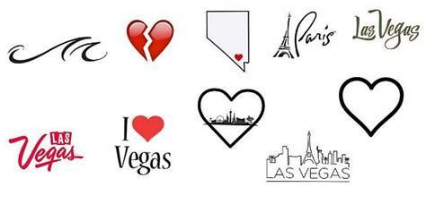 club tattoo offering 50 las vegas themed tattoos to