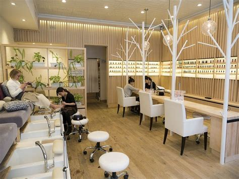 awesome small beautiful salon room design ideas nail