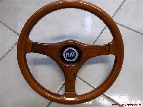volante legno vendo volante legno fiat 231133 ricambi ravenna italia