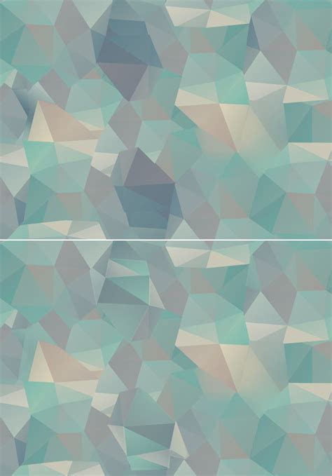 abstract pattern tutorial how to create an abstract low poly pattern in adobe