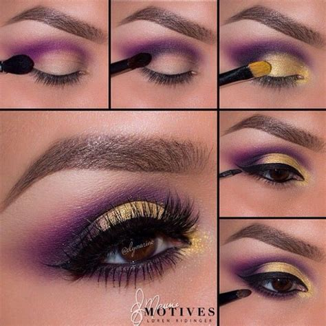 tutorial eyeshadow step by step the gallery for gt colorful eye makeup tutorial