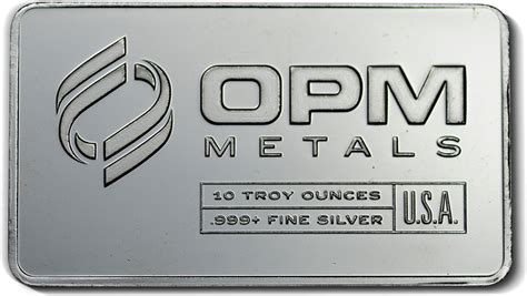 1 Oz Silver Bars Cheap by Opm Silver Bar Prices Buy 1oz Kilo Opm Silver Cheap