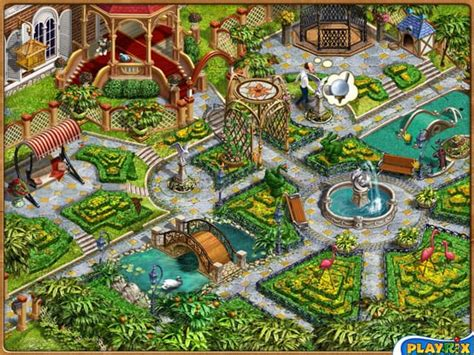 Gardenscapes Secrets Screenshot Gardenscapes