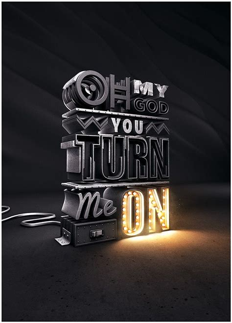 typography behance awesome typography design for your inspiration