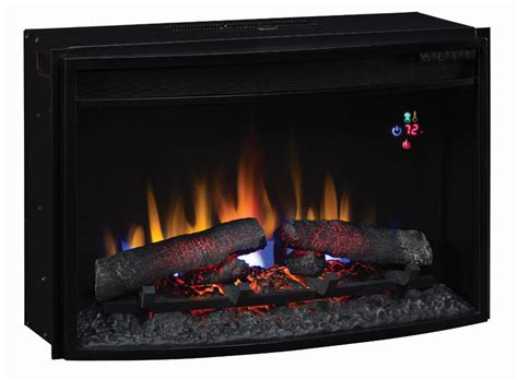 Electric Fireplace With Sound by 26 Quot Classicflame Spectrafire Curved Electric Fireplace