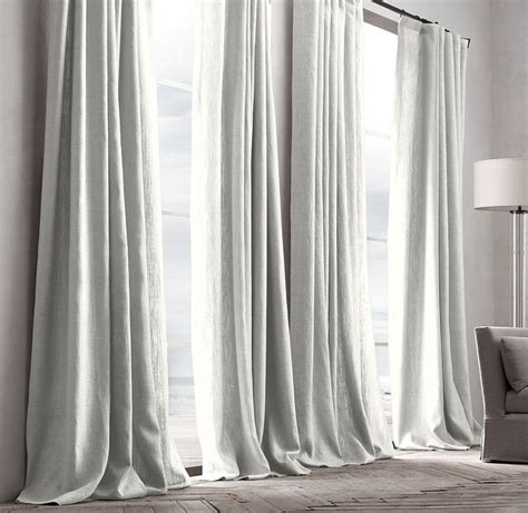 black linen drapes 25 best ideas about white linen curtains on pinterest