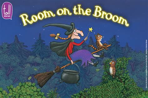 room on a broom live room on the broom live at the millennium forum theatre derry northern ireland
