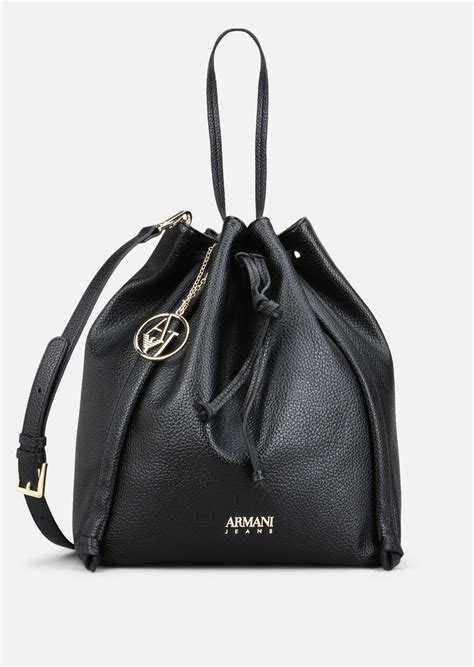Bag Selempang Emporio Armani 3743 bag in faux leather for emporio armani