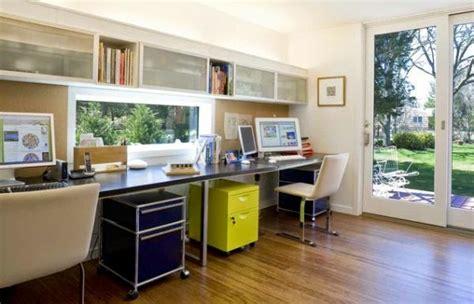 Home Office Ideas Australia Aprende C 243 Mo Decorar Una Oficina En Casa Para Dos Personas