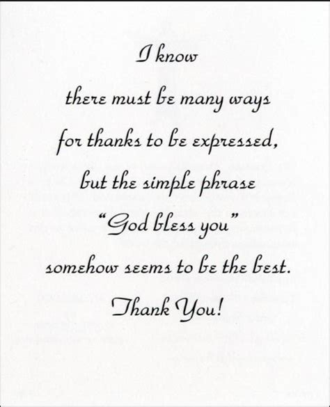 wedding thank you card verse wording sles 1000 images about thank you verses on clip