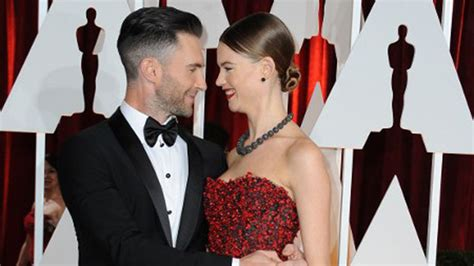 Dusty 3 Maroon by Maroon 5 Lead Singer Adam Levine And Behati Prinsloo