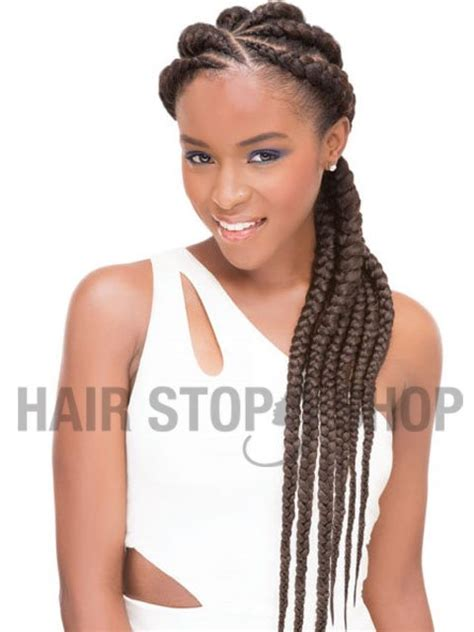 braids styles using 3x expression janet collection expression 3x banana braid