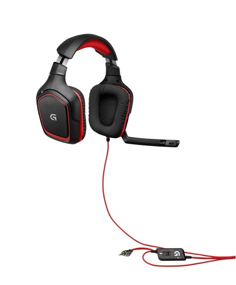 G230 Stereo Gaming Headset logitech in the news prodblog prod