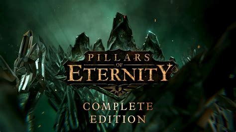 Kaset Ps4 Pillars Of Eternity Complete Edition Reg 1 pillars of eternity complete edition review