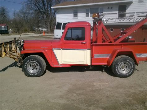 willys jeepster for sale 1957 jeep willys pickup for sale