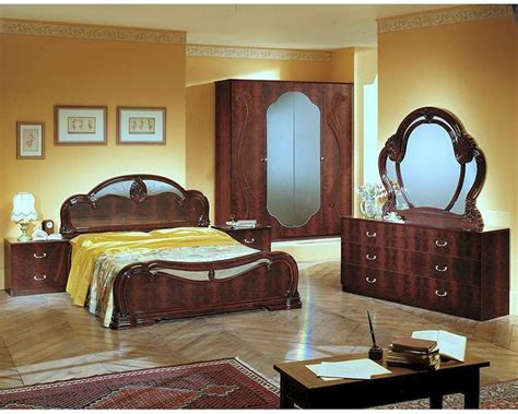 made in italy bedroom furniture classic 5 piece bedroom set made in italy 44b002set