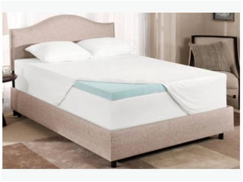 King Size Bed Foam Topper Memory Foam Mattress Topper King Size Parksville Nanaimo