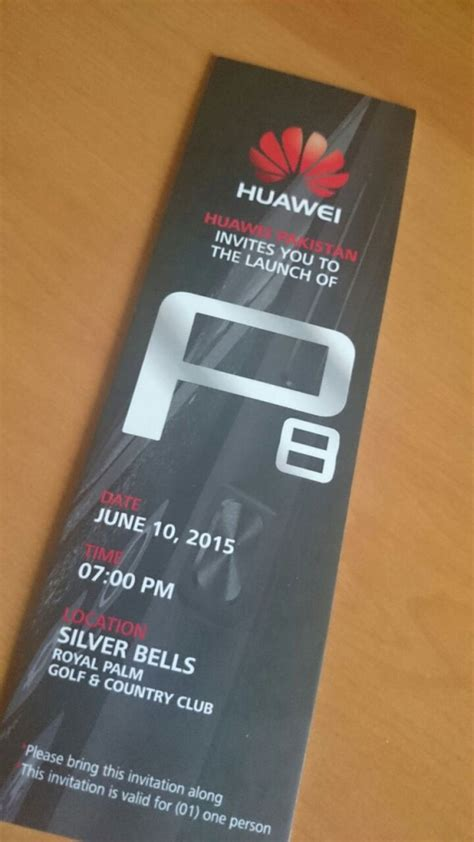 doodle do club lahore huawei arranges launch ceremony of most awaited p8 in