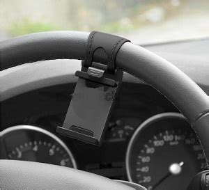Remax Car Steering Wheel Mount Universal Mini Phone Hol car steering wheel phone holder buy unique gifts and products in india