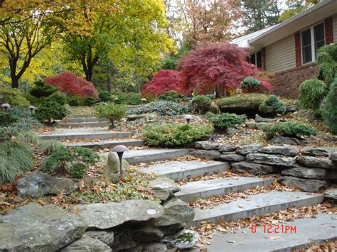Rock Garden Landscape Rock Gardens And Retaining Walls Hickory Hollow Landscapers