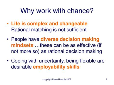 risk governance coping with uncertainty in a complex world earthscan risk in society books ppt planned happenstance chance favours only the