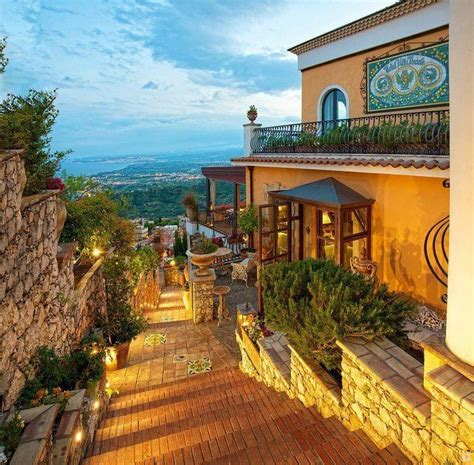 Rok Sisilia hotel villa ducale taormina sicily travel