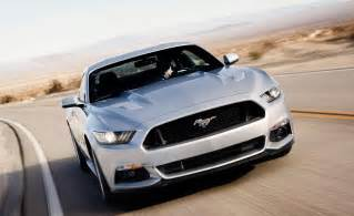 Ford Mustang Gt 2015 Car And Driver