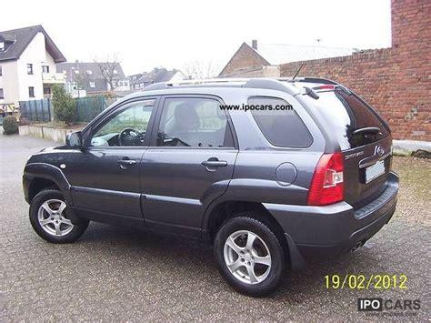 Kia Sportage Road Capability 2009 Kia Sportage Ex 2wd 2 0 Car Photo And Specs
