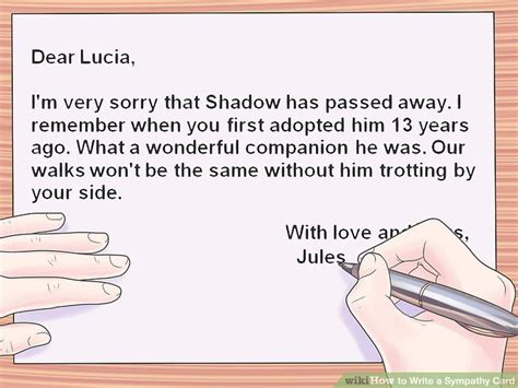 What To Write In A Sorry Card