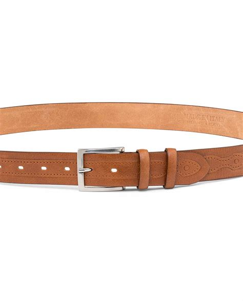 buy beige embossed leather belt leatherbeltsonline
