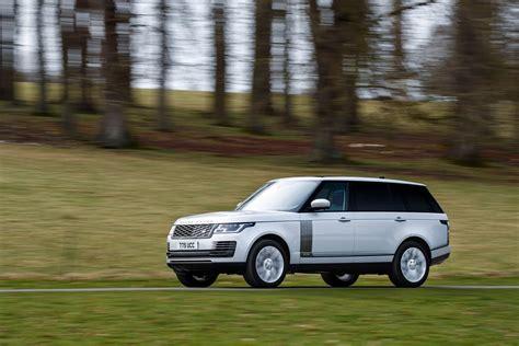 range rover diesel engine 2019 range rover gets 275 hp v6 diesel engine