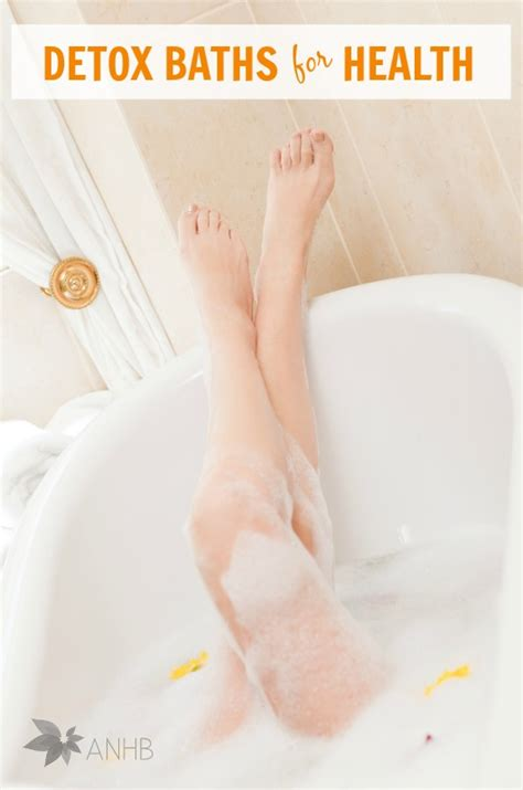 When Should You Take A Detox Before A Test by Why You Should Take A Detox Bath All Home And