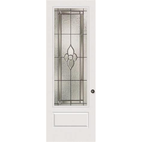 Odl Door Glass by Odl Nouveau Door Glass 24 Quot X 66 Quot Frame Kit Zabitat