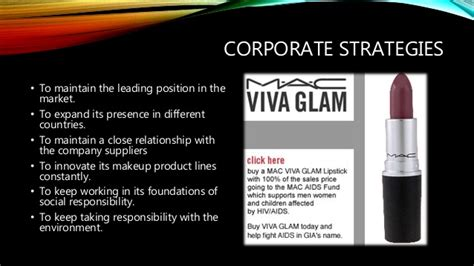 Mac Company mac cosmetics company