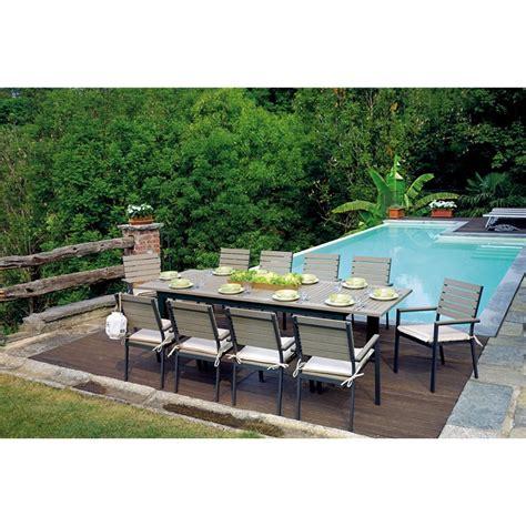 tavoli allungabili da esterno tavolo da esterno monterosso di greenwood in offerta su