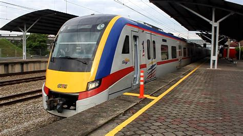 Ktm To Melaka Ktm Komuter Services Klang Valley Integrated Rail