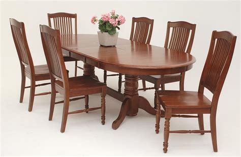 Dining Table Images Plushemisphere And Beautiful Oval Wood Dining Tables To Inspire You