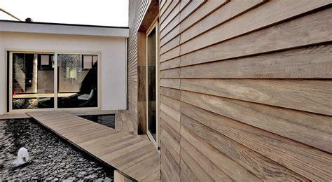 rivestimenti in legno per facciate esterne facciate esterne kronos ceramiche pavimenti e