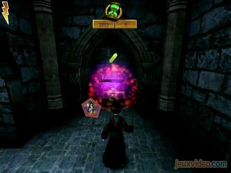 gameplay harry potter et la chambre des secrets une
