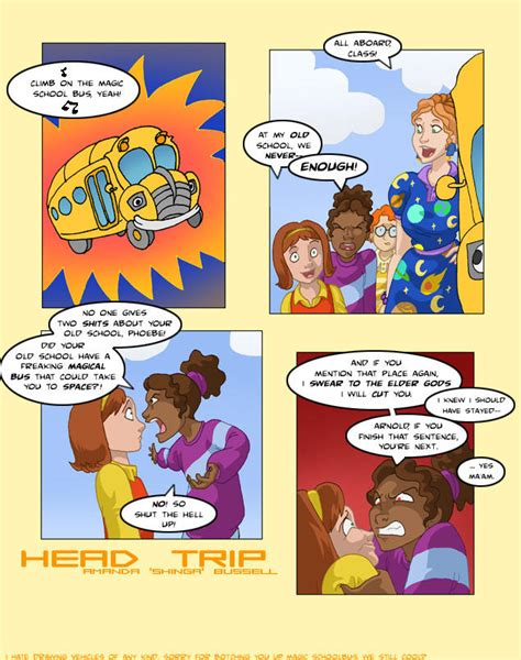 Magic School Bus Memes - you d get it if you watched the show the magic school