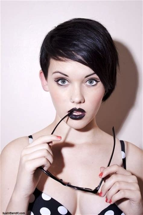 long thin face pixie cut 22 short hairstyles for thin hair women hairstyle ideas