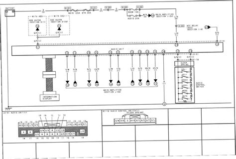 rx8 bose wire diagram wiring diagram bose gold series