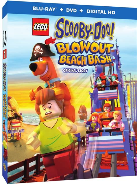 lego scooby doo blowout bash lego scooby doo blowout bash july digital hd