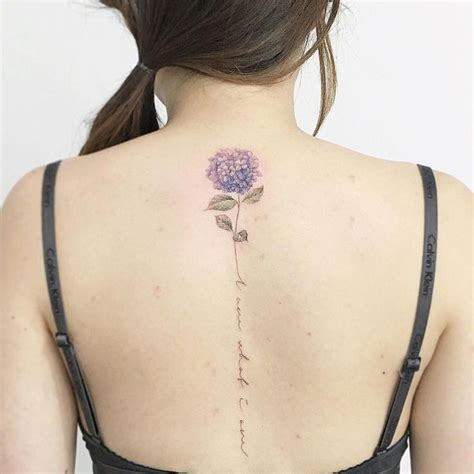 tattoo flowers on back 57 best back tattoos design and ideas