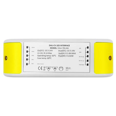 Dimmer Led 12v 8a By Indochina Cv dali cv led interface dimmable driver constant voltage