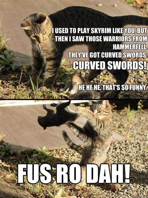 Skyrim Memes - funny skyrim captions memes