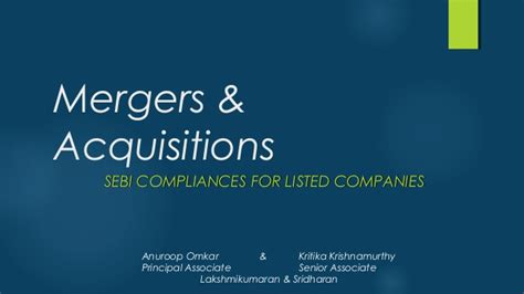 mergers acquisitions and corporate restructurings wiley corporate f a books mergers acquisitions and sebi compliances