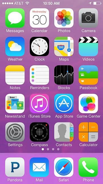 show us your iphone 5c homescreen iphone ipod
