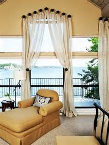 How To Make Burlap Valance Great Window Treatment Ideas For Bedrooms Stylish Eve
